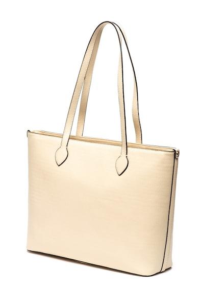 Love Moschino Geanta shopper de piele ecologica, cu maner din lant Femei