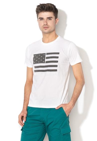 U.S. Polo Assn. Tricou cu broderie logo Barbati
