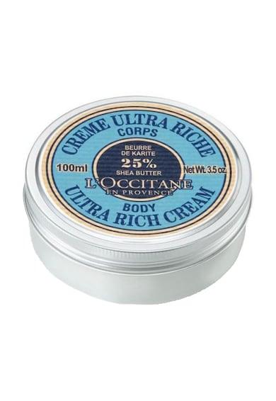 L´Occitane Crema de corp L'Occitane Shea Butter Ultra Rich, 100 ml Femei