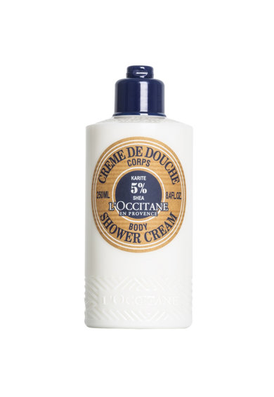 L´Occitane Crema de dus L'Occitane Shea Butter Ultra Rich, 250 ml Femei