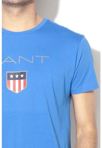 Gant Shields logómintás póló férfi