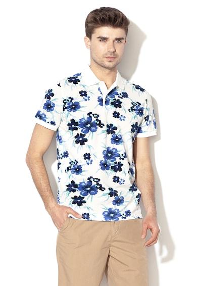 Gant Virágmintás póló férfi
