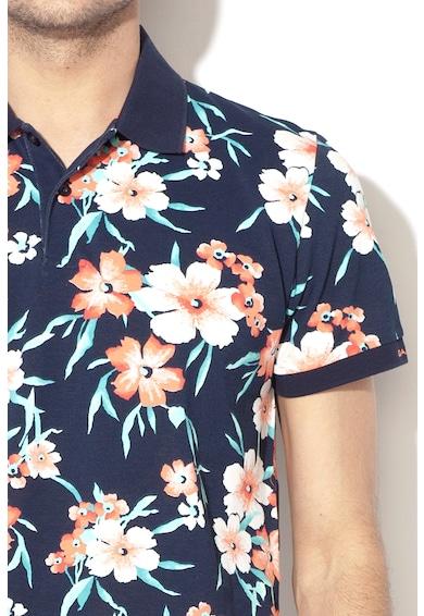 Gant Tricou polo cu imprimeu floral Barbati