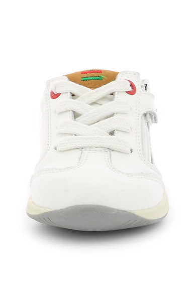 Kickers kids Pantofi sport de piele Fete