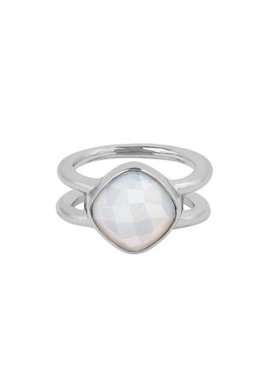 Adore by Swarovski® Group Inel cu cristale Swarovski® placat cu rodiu Femei