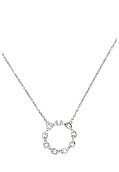 Adore by Swarovski® Group Ródiumbevonatú nyaklánc Swarovski® medállal női