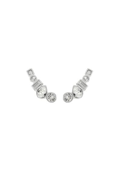 Adore by Swarovski® Group Ródiummal bevont fülbevaló Swarovski® kristályokkal női