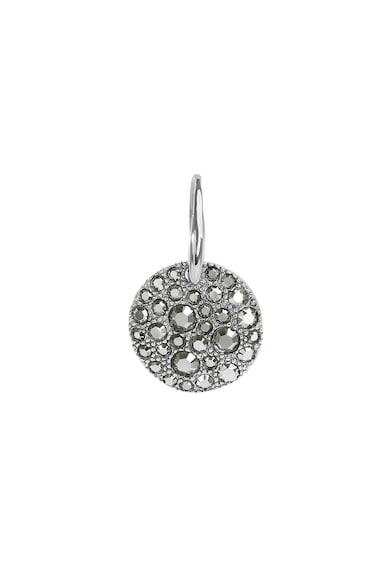 Adore by Swarovski® Group Ródiumbevonatú fülbevaló Swarovski® kristályokkal női