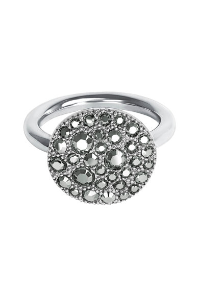Adore Пръстен с родиево покритие и кристали Swarovski® Жени