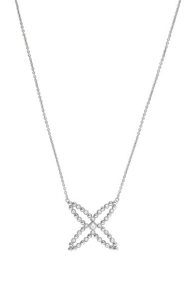 Adore by Swarovski® Group Colier de aliaj de alama, cu pandantiv decorat cu cristale Swarovski® Femei