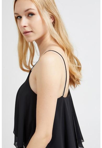Motivi Aszimmetrikus ruha fodrokkal női