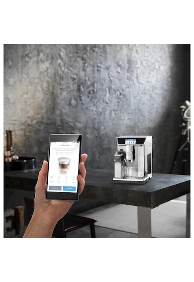 DeLonghi Espressor automat  Primadonna Elite ECAM 650.75MS 1450 W, 15 bar, App, Argintiu Femei