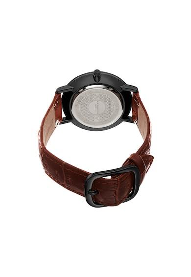 AKRIBOS XXIV Часовник с кожена каишка Мъже