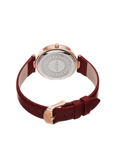 AKRIBOS XXIV Часовник с кожена каишка Жени