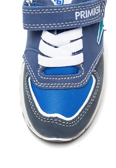 Primigi Tépőzáras sneaker bőrszegélyekkel Fiú