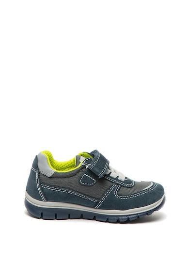 Primigi Pantofi de piele intoarsa si material textil, cu velcro si GORE-TEX® Baieti