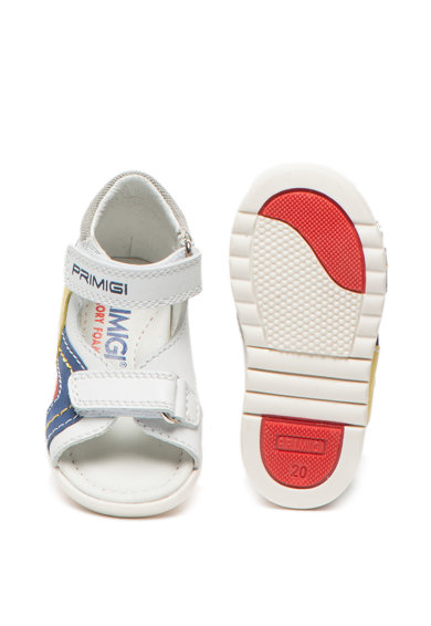 Primigi Sandale de piele cu velcro Baieti