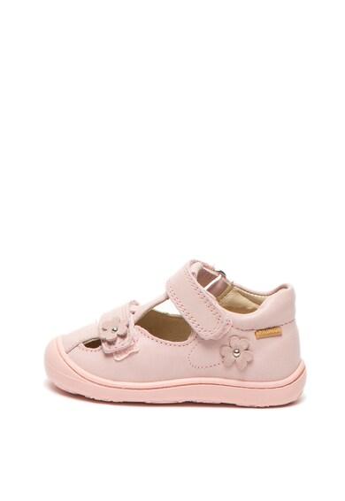 Primigi Кожени обувки с отвори Момичета