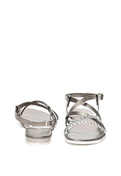 Zee Lane Sandale de piele ecologica cu insertii stralucitoare Femei