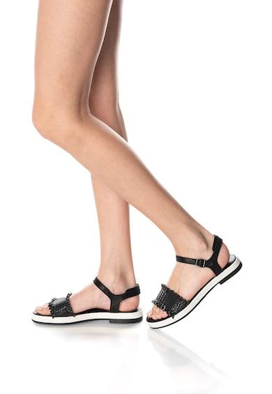 Zee Lane Sandale cu detalii impletite Femei