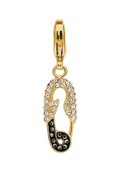 Karl Lagerfeld Swarovski kristályokkal díszített medál női