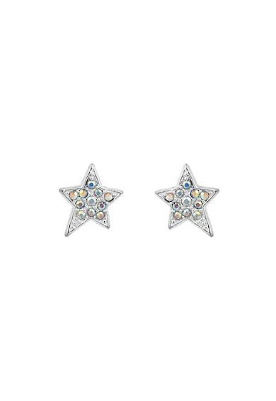 Karl Lagerfeld Swarovski kristályokkal díszített csillag alakú fülbevaló női