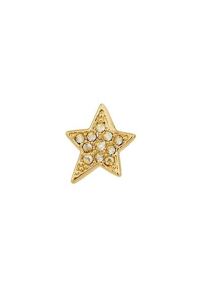 Karl Lagerfeld Cercei cu tija, in forma de stea, decorati cu cristale Swarovski Femei