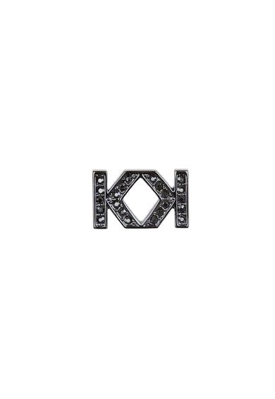 Karl Lagerfeld Обеци с кристали Swarovski Жени