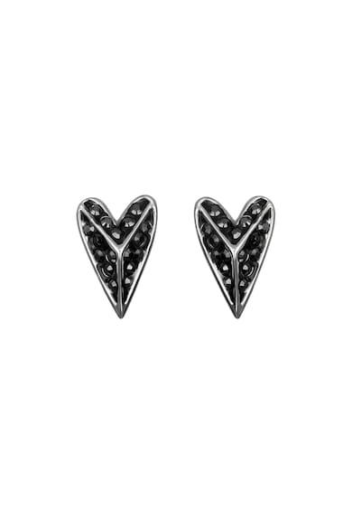 Karl Lagerfeld Swarovski kristályos fülbevaló női