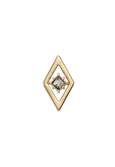 Karl Lagerfeld 12 karátos arannyal bevont fülbevaló Swarovski® kristályokkal női