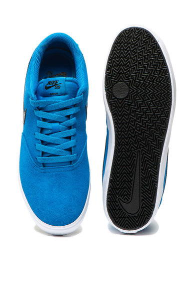 Nike SB Check Solar nyersbőr sneaker férfi