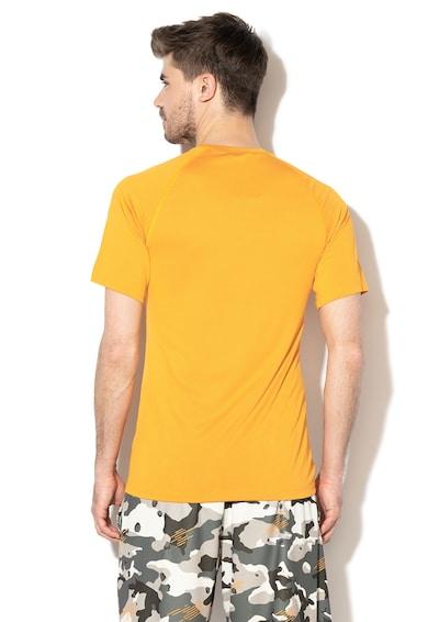 Nike Tricou cu Dri Fit, pentru antrenament Raglan Barbati