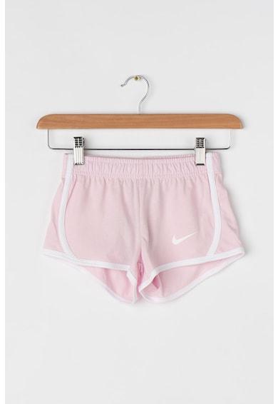Nike Pantaloni scurti cu imprimeu logo Fete