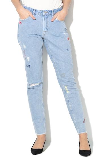 Pepe Jeans London Дънки Heidi с права кройка Жени