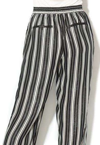 Pepe Jeans London Pantaloni vaporosi cu croiala ampla Rian Femei