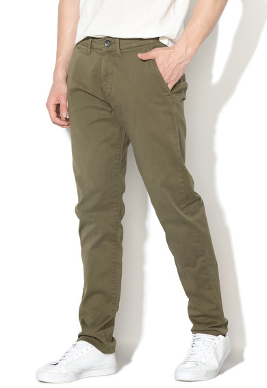 Pepe Jeans London Pantaloni chino regular fit Sloane Barbati
