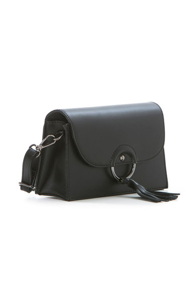 Pia Sassi Monte Catria bőr keresztpántos táska női