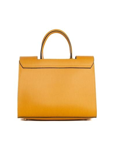 Pia Sassi Monte Rosa bőr tote fazonú táska női
