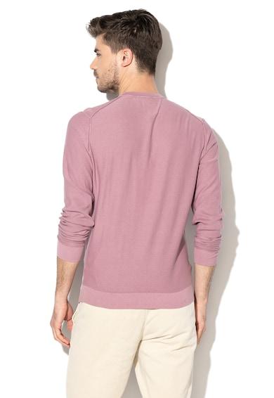 Hackett London Пуловер с овално деколте Мъже