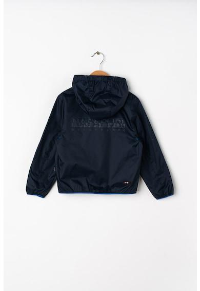 Napapijri Acerno könnyű dzseki kapucnival Fiú