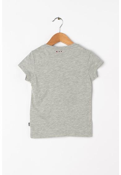 Napapijri Sillab feliratos póló Lány
