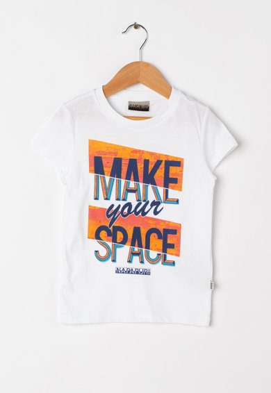 Napapijri Тениска K Sine с щампа Момичета
