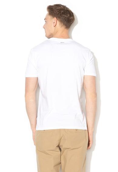 Napapijri Sarja feliratos és mintás póló férfi