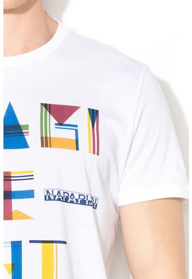 Napapijri Saynte póló többféle mintával férfi