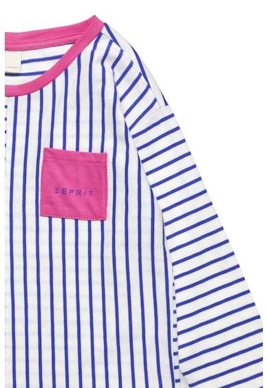 Esprit Csíkos felső kontrasztos részletekkel Lány