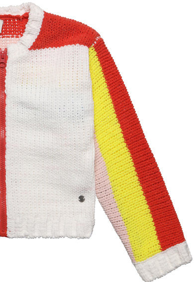 Esprit Cardigan cu model colorblock Fete