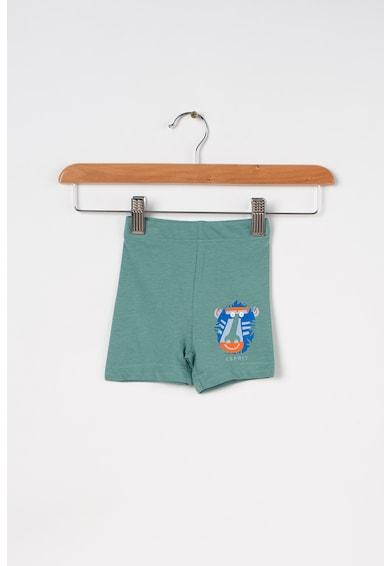 Esprit Pantaloni scurti cu imprimeu si banda elastica in talie Baieti