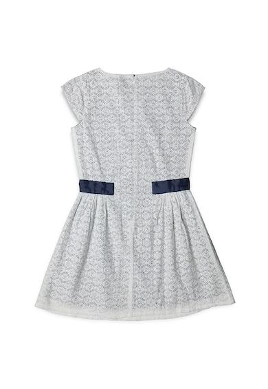 Esprit Bővülő fazonú ruha texturált hatással Lány