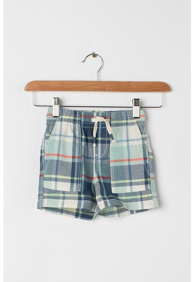 GAP Pantaloni scurti cu model in carouri Baieti