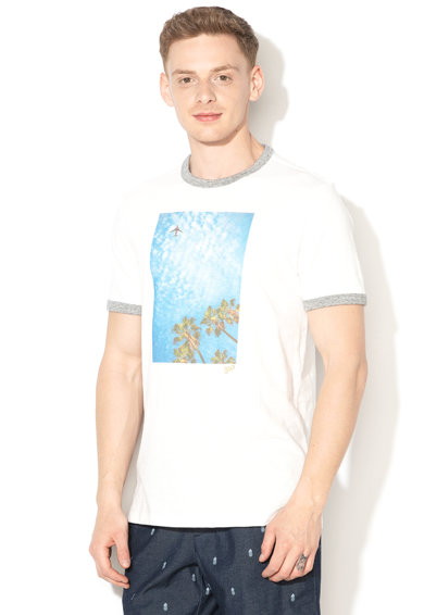 GAP Mintás póló férfi